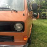 1984 vw vanagon westfalia camper 1900L tdi manual trans 15k south florida 2