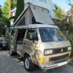1986 VW Vanagon Syncro Westfalia Camper in Quebec CA