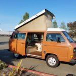 1982 vw vanagon diesel westfalia camper oakland ca 20k