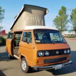 1982 vw vanagon diesel westfalia camper oakland ca 20k 2