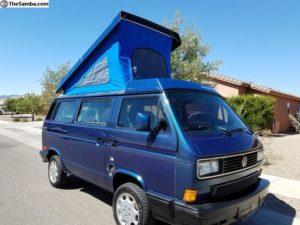 1990 vw vanagon westfalia camper subaru wrx turbo manual transmission 1