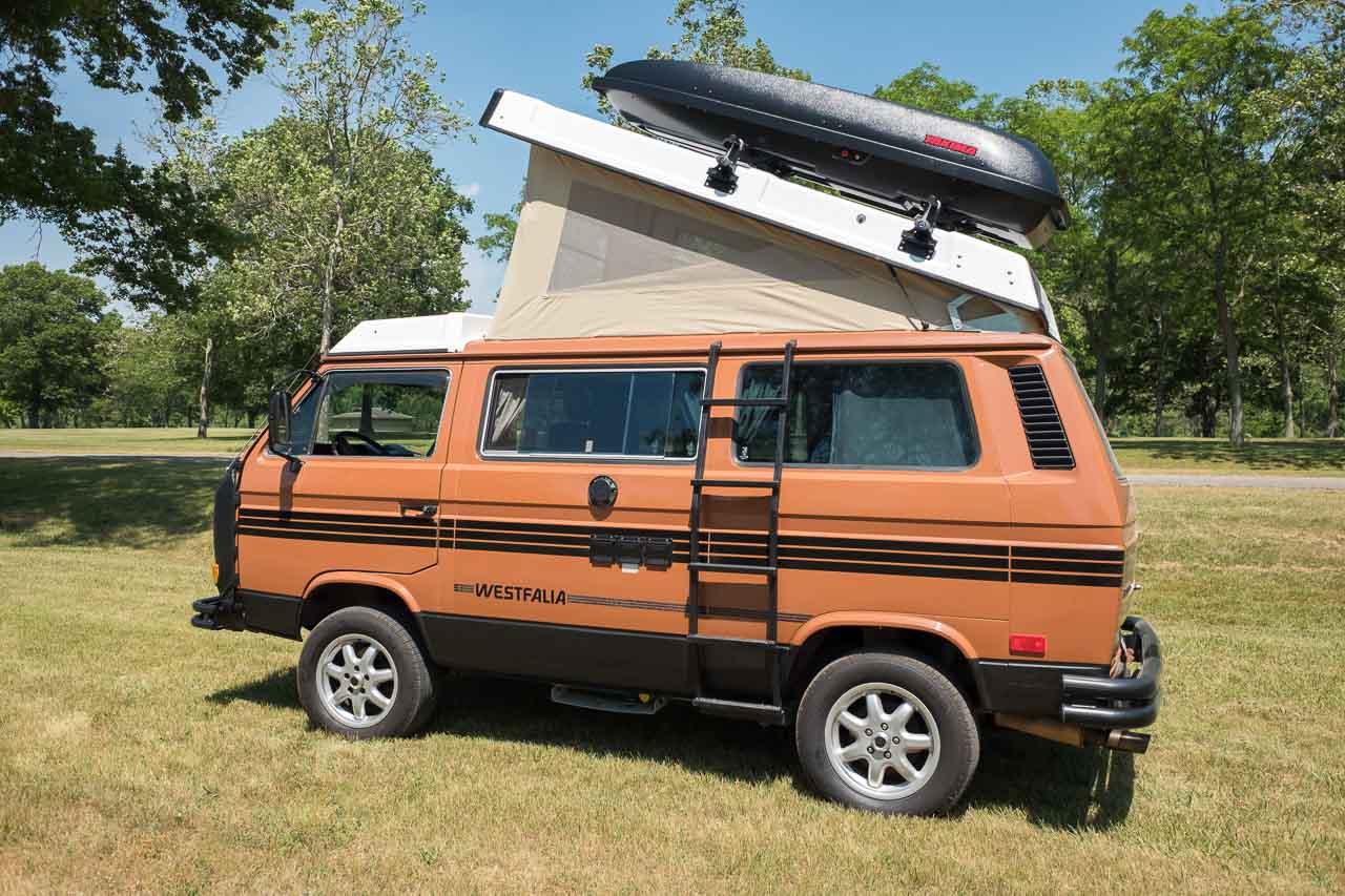 1983 vw vanagon westfalia camper subaru svx ann arbor michigan 26000 1