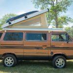 1983 vw vanagon westfalia camper subaru svx ann arbor michigan 26000 2