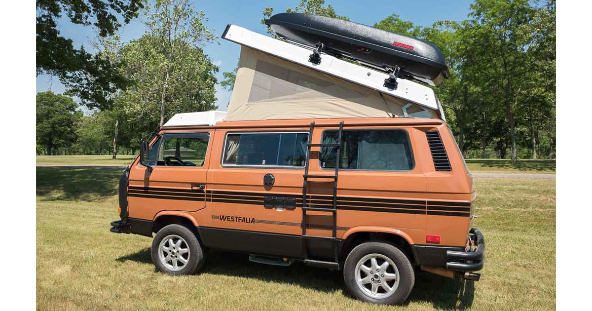 Adventure Subaru Ohio >> 1983 Westfalia Camper w/ Subaru SVX 3.3L Engine $26k in Ann Arbor, Michigan