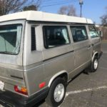 1990 vw vanagon westfalia camper silver 160k miles automatic transmission auction sacramento 2