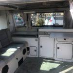 1990 vw vanagon westfalia camper silver 160k miles automatic transmission auction sacramento 3