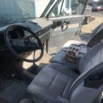 1990 vw vanagon westfalia camper silver 160k miles automatic transmission auction sacramento 4