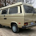 1985 vw vanagon westfalia Camper 125k miles michigan WV2ZB0254FH107350 a