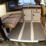 1985 vw vanagon westfalia camper WV2ZB0252FH066457 2