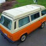 1983 vw vanagon westfalia camper subaru 22 bellingham wa auction WV2ZB025XDH063755 a