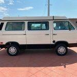 1986 vw vanagon westfalia camper automatic transmission low miles arizona a