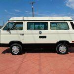 1986 vw vanagon westfalia camper automatic transmission low miles arizona a WV2ZB0250GH097174