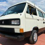1986 vw vanagon westfalia camper automatic transmission low miles arizona a WV2ZB0250GH097174 c