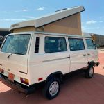 1986 vw vanagon westfalia camper automatic transmission low miles arizona a WV2ZB0250GH097174 d