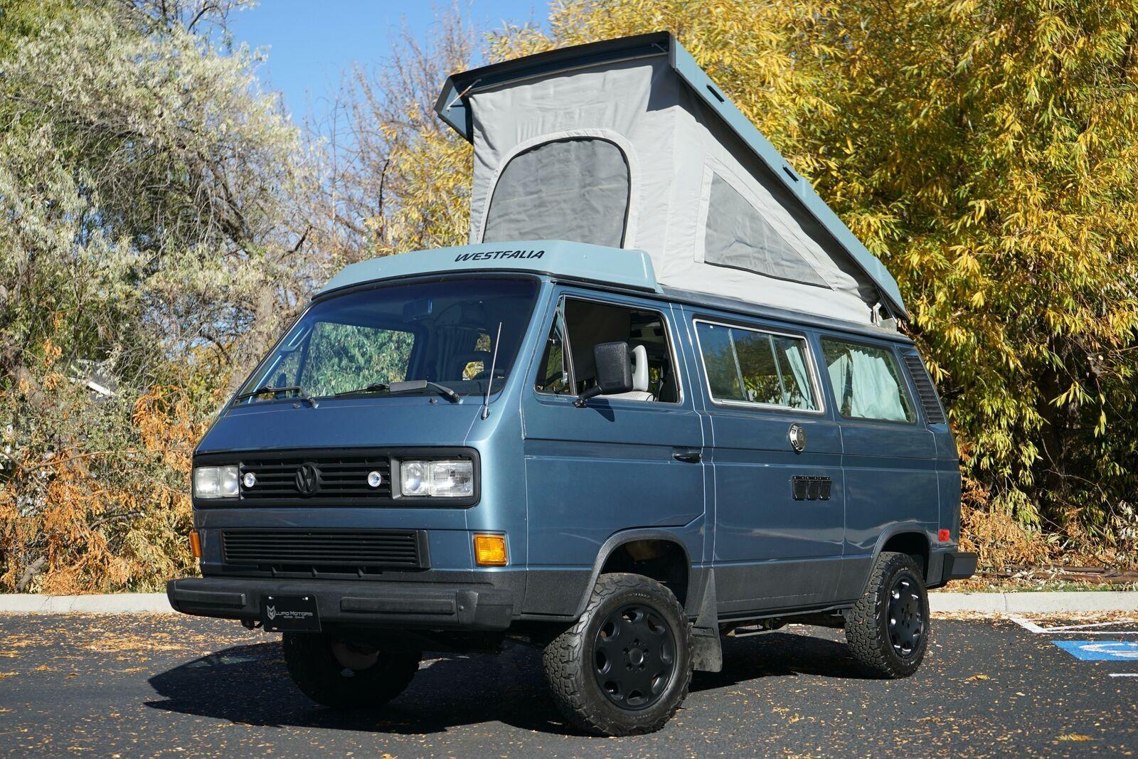 1987 vw vanagon westfalia camper 18turbo sah conversion WV2ZB0259HH014486 a