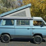 1987 vw vanagon westfalia camper 18turbo sah conversion WV2ZB0259HH014486 d