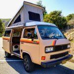 1986 Volkswagen Vanagon Westfalia Pop Top