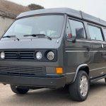1989 volkswagen vanagon westfalia gray