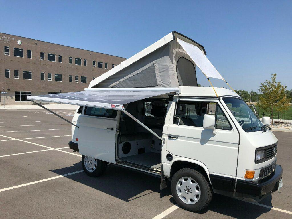 1991 Volkswagen Westfalia Vanagon Awning