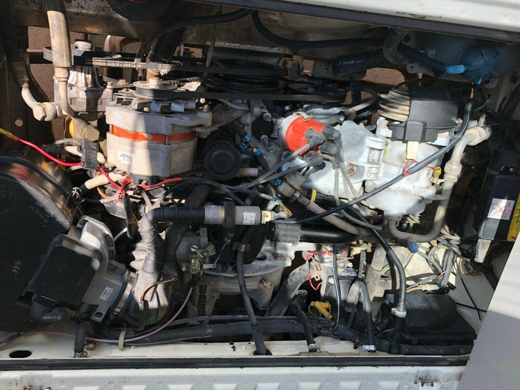 1991 Volkswagen Westfalia Vanagon GoWesty 2300cc Engine