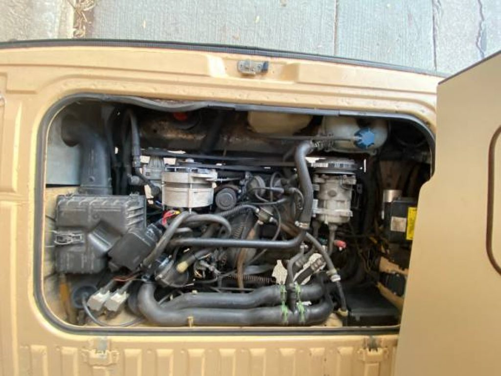 1985 Volkswagen Westfalia Engine