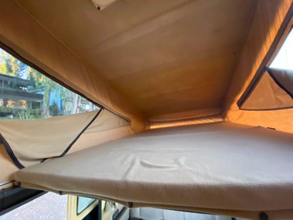 1985 Volkswagen Westfalia Loft Bed