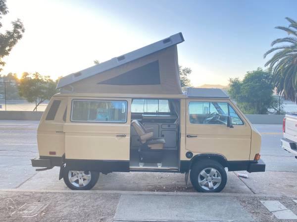 1985 Volkswagen Westfalia